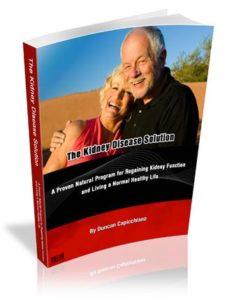 Kidney Disease Solution book