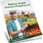 Kidney Health Grocery Shopping List