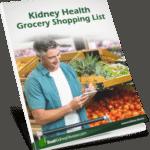 Kidney Health Grocery Shopping List